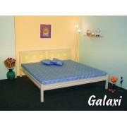 GA-07 LAXY kovová postel včetně matrace a roštu