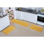Tapete de Cozinha Tinto 50x70 Ocre 55