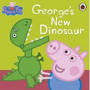 Peppa Pig: George's New Dinosaur by Ladybird