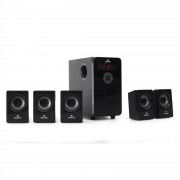 5.1 Speaker System Auna HF583, USB, SD, MP3, радио (MM-HF583)