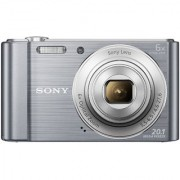 Sony CyberShot DSC-W810 Point Shoot Camera (Silver)