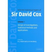 Selected Statistical Papers of Sir David Cox 2 Volume Hardback Set by David Cox