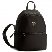 Раница TOMMY HILFIGER - Modern Nylon Backpack AW0AW03508 002