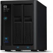 MY CLOUD DL2100 NAS SYSTEM 2-BAY 4TB (2X2TB)