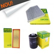 Pachet Revizie Audi A4 1.8 TFSI 120cp (filtre)
