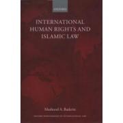 International Human Rights and Islamic Law by Professor Mashood A. Baderin