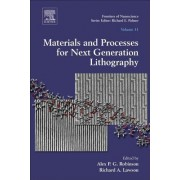 Materials and Processes for Next Generation Lithography