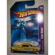 Taxi Rods Series #4 1964 Chevy Impala Dark Windows #2007-52 Collectible Collector Car Mattel Hot Wheels