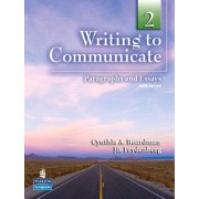 Writing to Communicate 2 by Cynthia A. Boardman