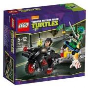 Bike Getaway Lego Mutant Ninja Turtles Spicy (Lego 79118)