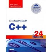 Sams Teach Yourself C++ in 24 Hours by Rogers Cadenhead