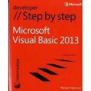 Microsoft Visual Basic 2013 Step by Step by Michael Halvorson
