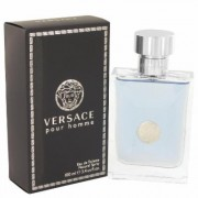 Versace Pour Homme For Men By Versace Eau De Toilette Spray 3.4 Oz