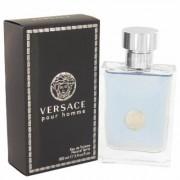 Versace Pour Homme For Men By Versace Eau De Toilette Spray 3.4 Oz