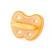 Hevea Car Anatomical Orthodontic Pacifier for 3 Plus Months
