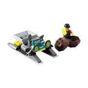 LEGO 4920 - Rock Raiders Rapid Rider, 38 partes