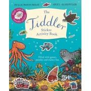 Tiddler Sticker Activity Book by Julia Donaldson