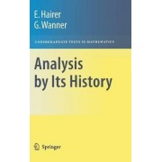 Analysis by Its History by E. Hairer