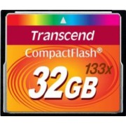 Card de Memorie Transcend Compact Flash 32GB 133X