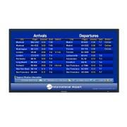 "Panasonic TH-47LF60W monitor 47"" IPS LED 700 cd/m2 24/7 operation D-link 16 mm bezel"