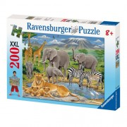 PUZZLE ANIMALE IN AFRICA, 200 PIESE (RVSPC12736)