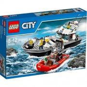 LEGO City Police Patrol Boat 60129 5 +