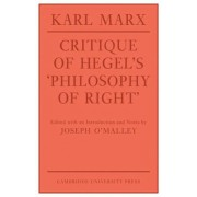 Critique of Hegel's 'Philosophy Of Right' by Karl Marx