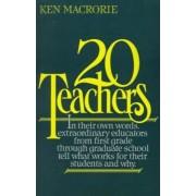 Twenty Teachers by Ken Macrorie