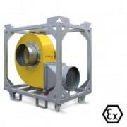 Ventilator centrifugal Trotec TFV 100 Ex