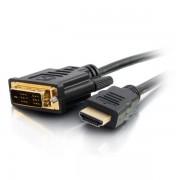 Cablu date monitor HDMI-DVI-D Single Link, Spacer SPC-HDMI-DVI-6 - 1.8m