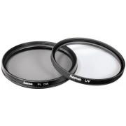 Set Filtre Foto Hama UV/Polarizare, 52 mm