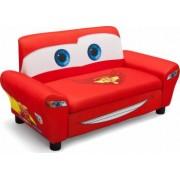 Canapea si cutie depozitare jucarii Disney Cars
