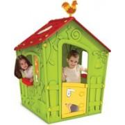 Keter Magic Play House - Speelhuis - Groen/Geel