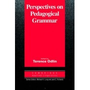 Perspectives on Pedagogical Grammar by Terence Odlin