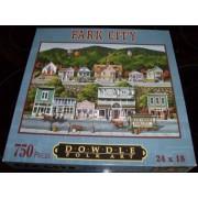 Dowdle Puzzles Park City 1000 Piece Jigsaw Puzzle