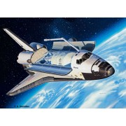 Space Shuttle Atlantis űrhajó makett revell 4544