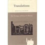 The Writings of Henry David Thoreau by Henry David Thoreau