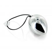 DIOGOL Eggxitting - vibrációs tojás (ezüst)