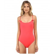 Kate Spade New York Georgica Beach 19 Maillot One-Piece Geranium