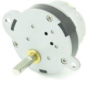 Uxcell DC Gear Box Geared Electric Motor for Robot 12V 3 rpm Torque