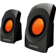 Boxe Canyon Stereo CNR-SP20JB Black