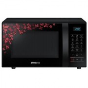 Samsung CE77JD-SB Convection MWO with Slim Fry 21 L