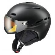 UVEX hlmt 200 Helmet black mat Ski- & Snowboardhelme