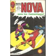 Nova N° 54 : Peter Parker Alias L'araignée + Spider-Woman + Les 4 Fantastiques
