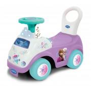 Kiddieland babytaxiu electronic Disney Frozen 52787 mov-albastru