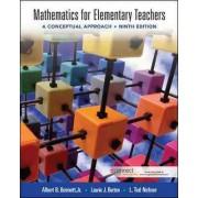 Mathematics for Elementary Teachers by Jr Albert B Bennett