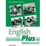 English Plus 3: Workbook with MultiROM