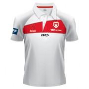 A-League Melbourne Heart Media Polo