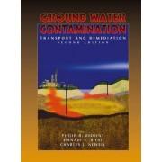 Ground Water Contamination by Philip B. Bedient