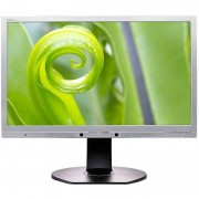Monitor LED Philips 221P6QPYES/00 21.5 inch 5ms Silver